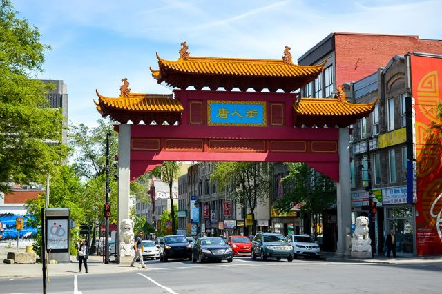 Visiter Montreal ChinaTown