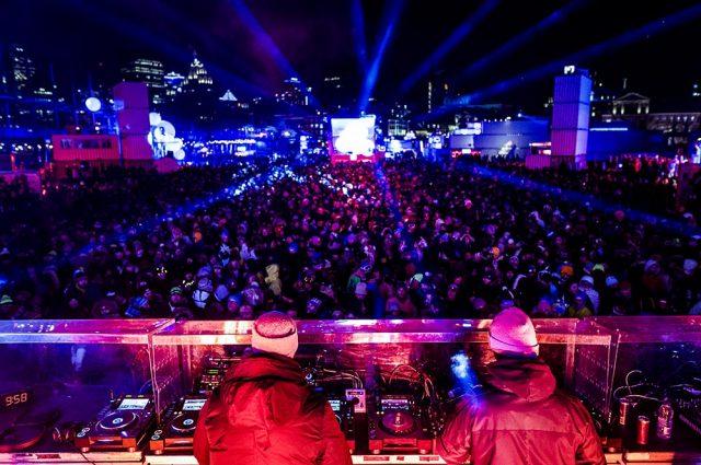 Visiter Montreal Festivals IglooFest