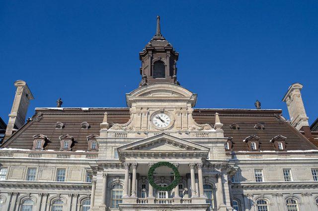 Visiter Montreal Hotel Ville