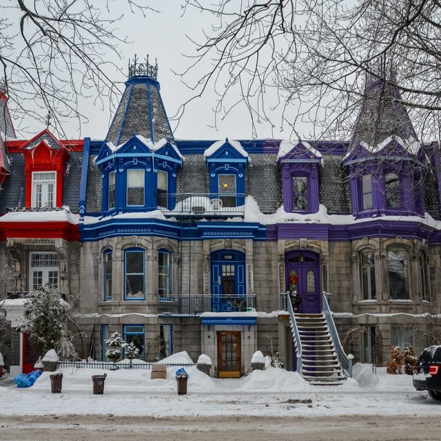 Visiter Montreal Le Plateau
