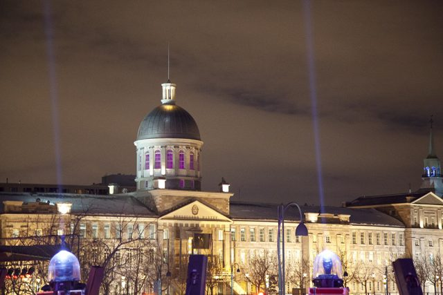 Visiter Montreal Marché Bonsecours