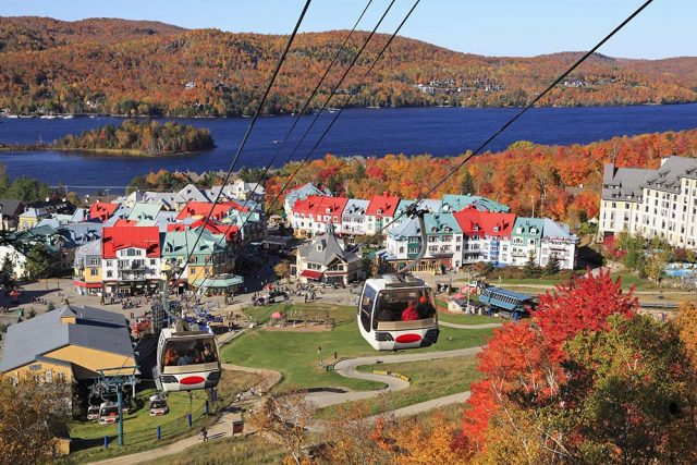 Visiter Montreal Mont Tremblant