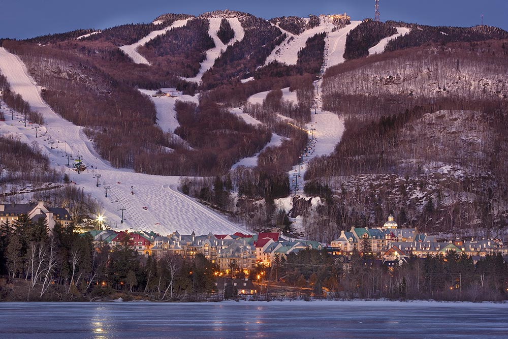 Visiter Montreal Mont Tremblant 2