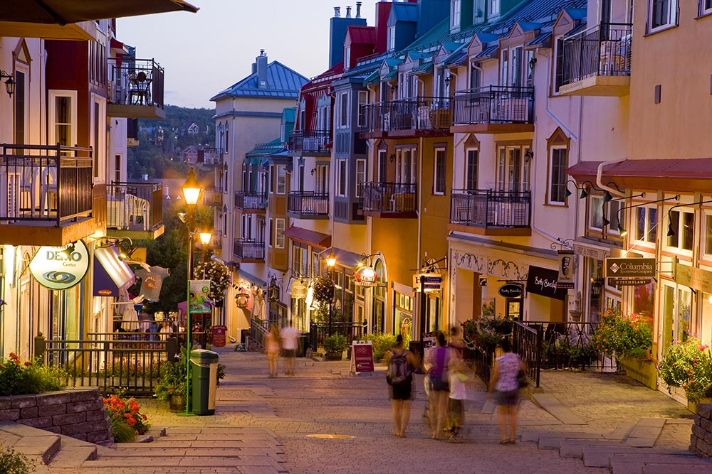 Visiter Montreal Mont Tremblant 4