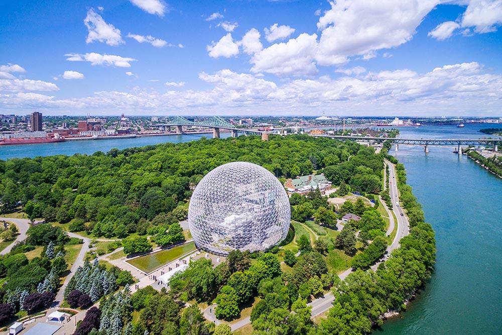 Visiter Montreal Parc Jean Drapeau