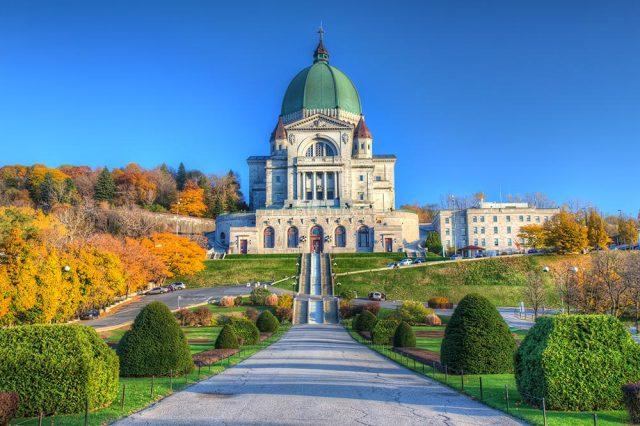 Visiter Montreal Oratoire Saint Joseph