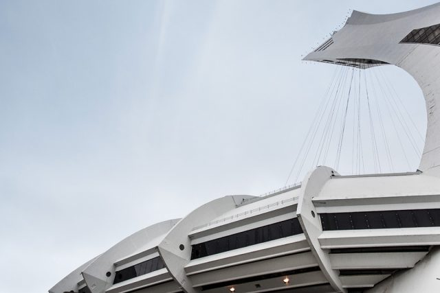 Visiter Montreal Stade Olympique 2