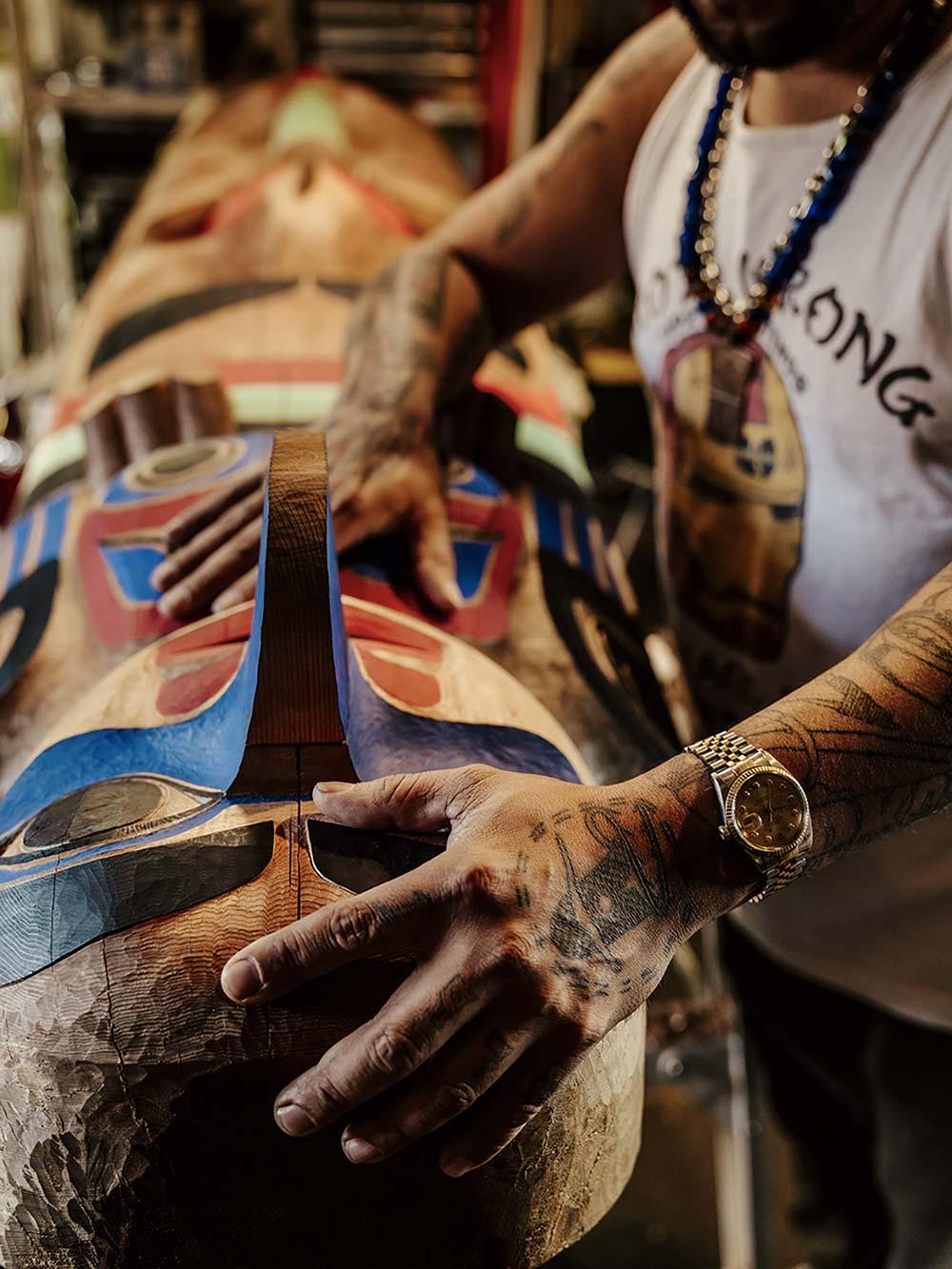 Art autochtone Canada