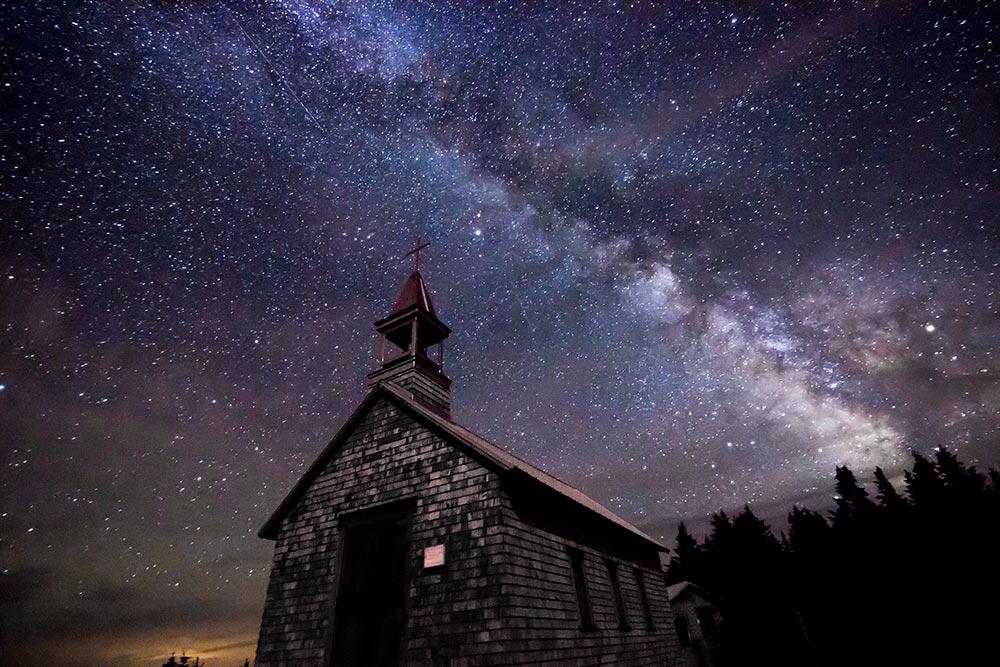Observer les étoiles au Parc Mégantic en été
