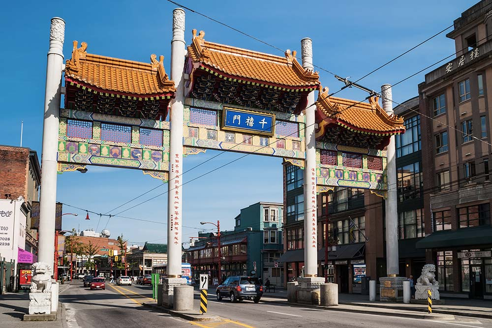 Visiter Vancouver - Chinatown