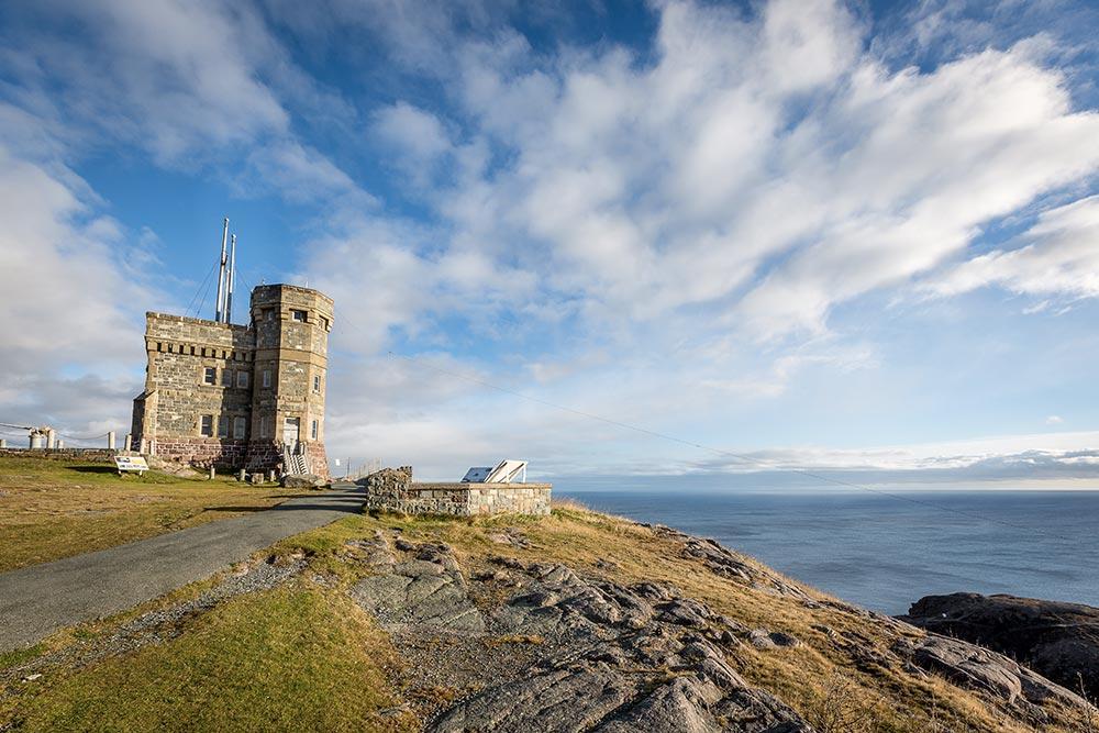 Cabot Tower Saint John