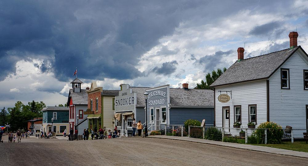 Villes à visiter au Canada : Calgary - Heritage Village