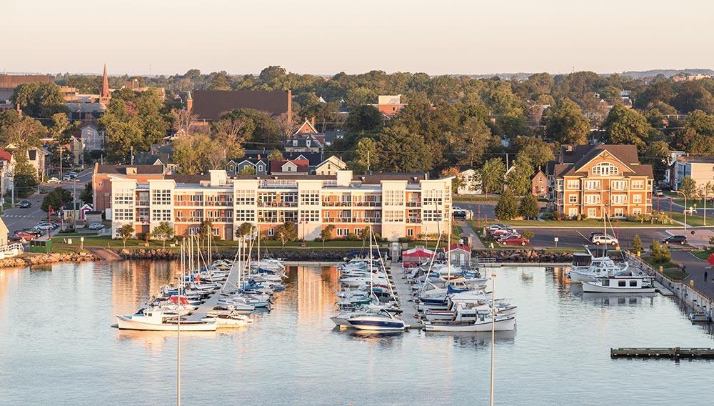 Villes à visiter au Canada : Chalottetown