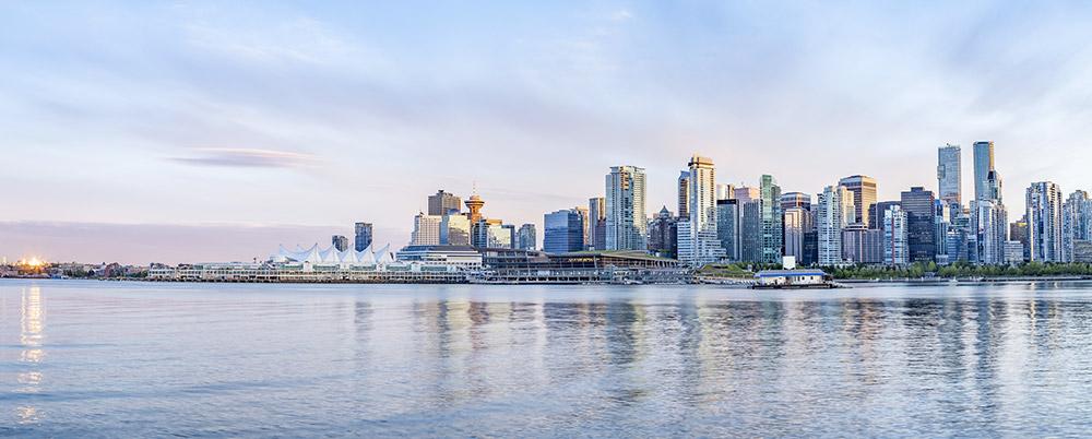 Top villes à visiter Canada - Vancouver