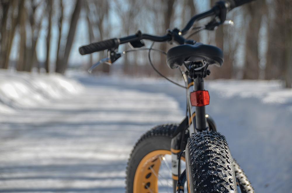 Fatbike - Activités hiver Canada
