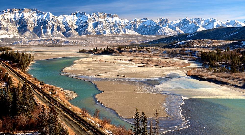 Parc de Jasper - Canada
